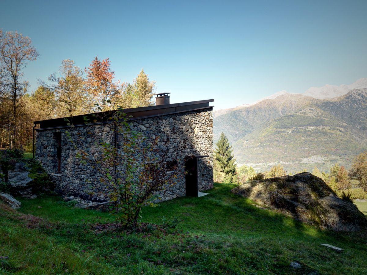 Kết quả hình ảnh cho ngôi nhà trên núi cartoon