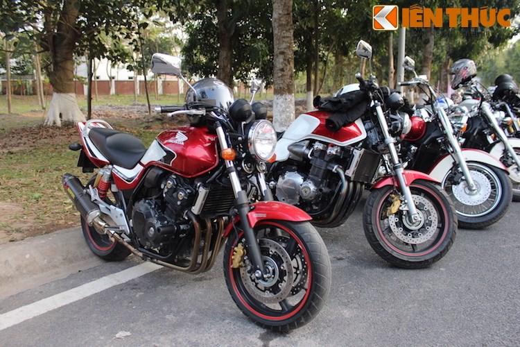 "Dan choi moto phia Bac ram ro show ""xe khung"" tai Ha Noi - Anh 15"