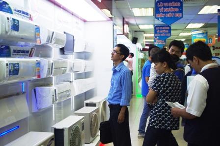 Điều hòa Trung Quốc mang vỏ Thái - Nhật lừa người mua