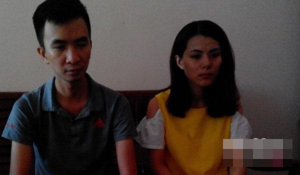 Người phụ nữ trẻ đau đớn tố bị công an đạp vào bụng, gây sảy thai 7 tháng