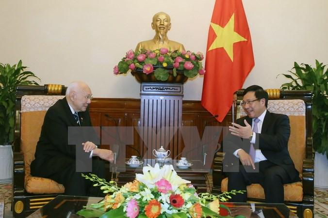 Thúc đẩy mối quan hệ đối tác chiến lược Việt Nam-Thái Lan