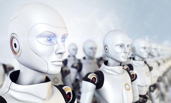 Robot sẽ lấy đi khoảng 6% việc làm tại Mỹ trong vòng 5 năm tới