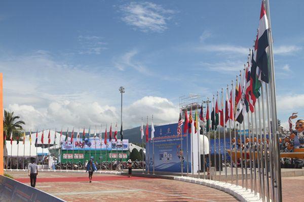 Sẵn sàng cho ngày hội thể thao bãi biển châu Á