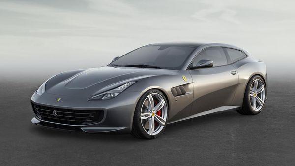 Ferrari công bố siêu xe 4 chỗ mới