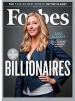 Những điều thú vị về nữ tỷ phú trẻ nhất thế giới Sara Blakely