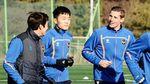 Đội bóng của Xuân Trường thua trên đất Nhật