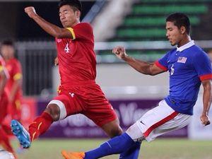 U19 Việt Nam hòa nhạt nhòa với U19 Malaysia