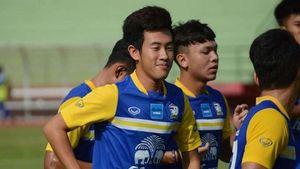 Chân sút số một của U19 Thái Lan từng học việc tại Leicester