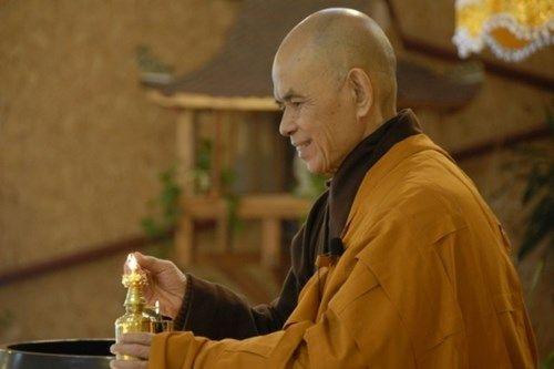 30 câu nói muôn đời giá trị của thiền sư Thích Nhất Hạnh