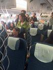 Máy bay VNA giảm áp suất đột ngột, tiếp viên bị thương