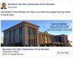"""Ông Hun Sen mạnh tay bỏ tiền """"mua"""" Facebook như một kênh chính trị"""