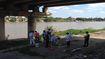Nam Định: Phát hiện người đàn ông nằm chết trên cầu