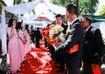 Hoa hậu Thu Vũ nhận nhẫn đính hôn tiền tỉ trong đám hỏi
