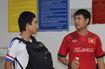 Cầu thủ phong trào xin được thử việc ở tuyển Việt Nam