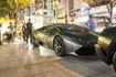 Đoàn siêu xe 'khủng' tụ tập mừng kỷ niệm ngày cưới của Minh 'Nhựa'