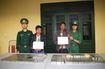 Khen thưởng BĐBP Thanh Hóa phá vụ vận chuyển 69 bánh heroin