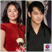 Kim Bum và Moon Geun Young xác nhận đã chia tay