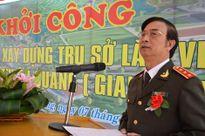 Thứ trưởng Thường trực Đặng Văn Hiếu làm việc với Công an tỉnh Tuyên Quang