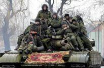 """Mỹ cảnh báo về phe ly khai ở Ukraine, siêu tăng Nga """"bất động"""""""