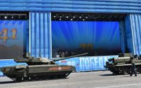 Siêu tăng T-14 Armata trục trặc trong lễ tổng duyệt Ngày Chiến thắng