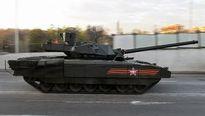 Nga nói lại cho rõ nguyên nhân siêu tăng Armata 'chết đứng'