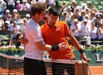 Vượt qua Murray, Djokovic vào chung kết gặp Wawrinka