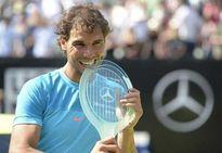 R.Nadal có động lực tinh thần sau chức vô địch Stuttgart 2015