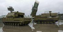 Nga khoe vũ khí hiện đại tại ngoại ô Moscow