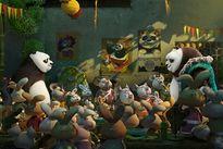 """Gấu trúc Po gặp lại cha trong """"Kung Fu Panda 3"""""""