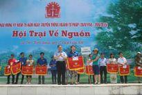 Đoàn thanh niên Bộ tư pháp: Tự hào truyền thống vững bước đi lên
