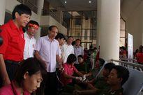Bắc Ninh phá kỷ lục về hiến máu với 3000 người đăng ký trong 1 ngày