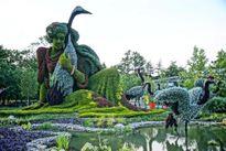 Vẻ đẹp lộng lẫy của 10 khu vườn bách thảo đẹp nhất trên thế giới
