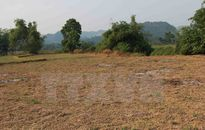 Tác động của El Nino khiến hạn hán còn kéo dài tại Trung Bộ