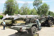 Bộ đội tên lửa Sư đoàn 367 huấn luyện với S-75