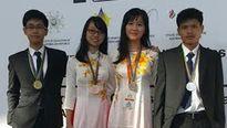 Việt Nam giành HCV Hóa học quốc tế
