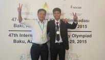 Chàng trai nghèo và tấm huy chương Olympic quốc tế