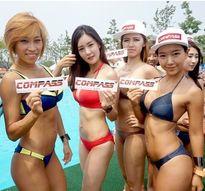 Nhan sắc xấu xí, thô kệch của dàn thí sinh Hoa hậu Hàn Quốc