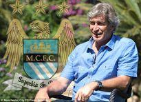 Man City : Giữ chân Pellegrini thêm 2 năm nữa