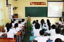 Dạy học tích hợp nhiều môn: Giáo viên hoang mang