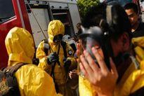 Trung Quốc: 10.000 người dân sơ tán trong đêm vì rò rỉ ammoniac