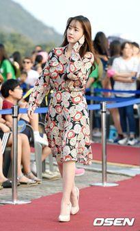 """""""Nàng Cỏ"""" Goo Hye Sun đẹp tinh khôi ở tuổi 31"""
