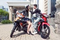 Xe máy bình dân cho sinh viên đua nhau giảm giá