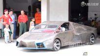 Lamborghini tự chế ở Trung Quốc