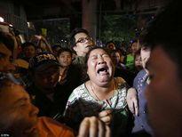 """Đánh bom khủng bố ở Thái Lan: """"Hãy cầu nguyện cho Bangkok"""""""