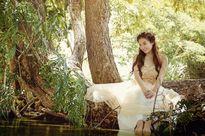 'Công chúa mùa thu' của cựu hậu vệ U23 Thanh Hào