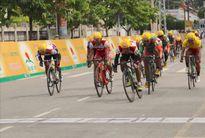 Nguyễn Trường Tài nhất chặng 7 giải xe đạp Đồng bằng Sông cửu Long 2015