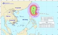 Cập nhật tin bão GONI 20.8: Di chuyển hướng Tây Tây Bắc và có nguy cơ mạnh lên