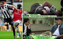 Sao bóng đá bị ung thư tinh hoàn, u gan vượt bạo bệnh...