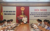 """Quảng Ninh nhấn mạnh """"cải thiện thực chất"""" môi trường đầu tư"""