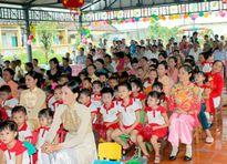 Kinh nghiệm quý thực hiện xã hội hóa giáo dục tại trường mầm non